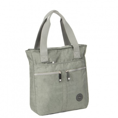 Foto van New Rebels Crincle Shopper 31.1168 Grey