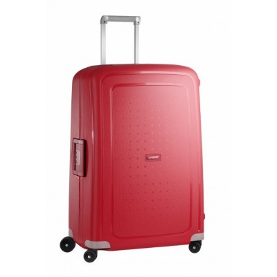 Foto van Samsonite S'CURE SPINNER 75/28 CRIMSON RED