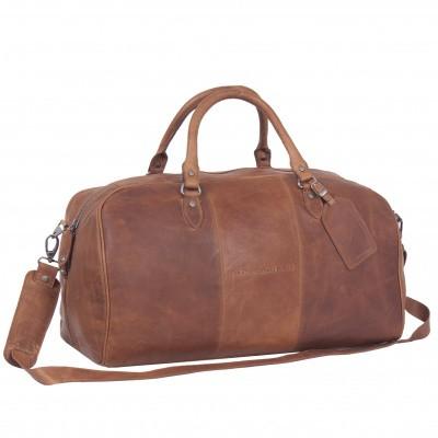 Foto van Chesterfield Travelbag 'William' C20.0004 Cognac