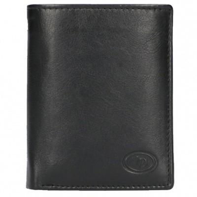 Foto van Leather Design Billfold voor Cardprotector KA 2723 Zwart