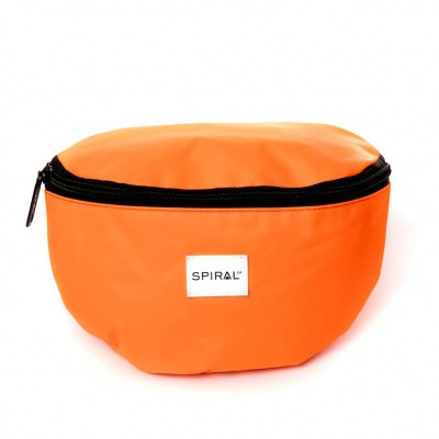 Foto van Spiral Bum Bag Neon Orange