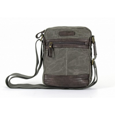 Foto van Awesome Bags Schoudertas JF960-3 Grey