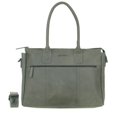 Foto van DSTRCT Riverside 011330 Business Bag Grey