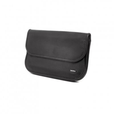Foto van Berba Soft 001-165 Ladies Wallet Black