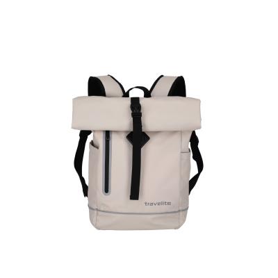 Travelite Basics Roll-up Rugtas 96314 Off-White
