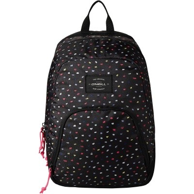 O'Neill Wedge Backpack 8M4012-9920 Black AOP