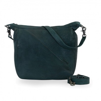 GENICCI Nova Hobo Bag Green