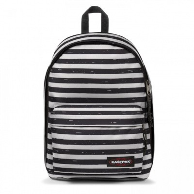 Eastpak OUT OF OFFICE Rugtas Stripe-It Black