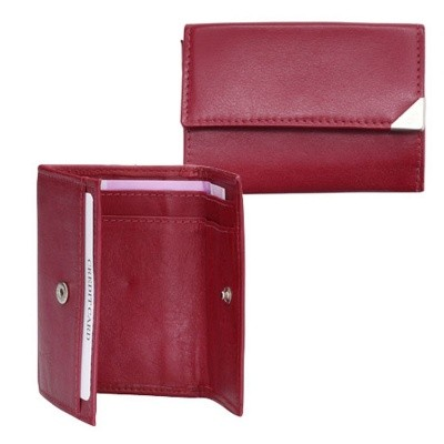 dR Amsterdam Billfold 15516 Red