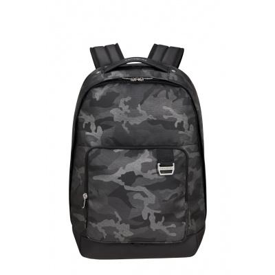 Foto van Samsonite Midtown Laptop Backpack M Camo Grey
