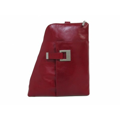 Foto van Claudio Ferrici Classico Backpack 18054 Red