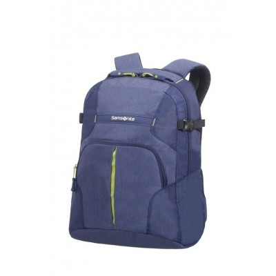 Foto van Samsonite Rewind Laptop Backpack M Dark Blue