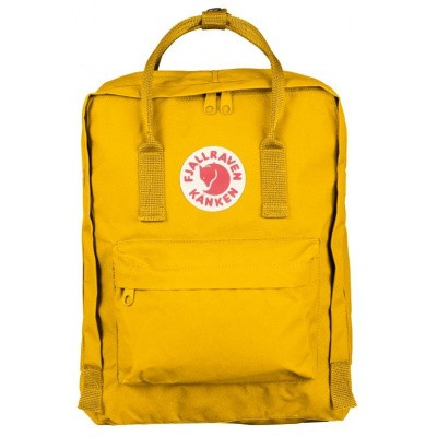 Foto van Fjällräven ​​Kånken Backpack F23510 Warm Yellow