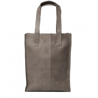Foto van MYOMY MY PAPER BAG Long Handle - Taupe