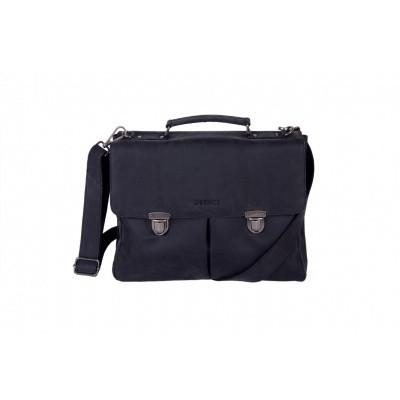 DSTRCT Business Bag 076220 Black