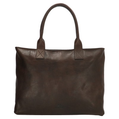 Foto van MicMacBags Discover Shopper 17772 Donker Bruin