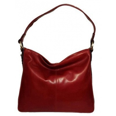 ICCI Messenger Bag 62058 Burgundy