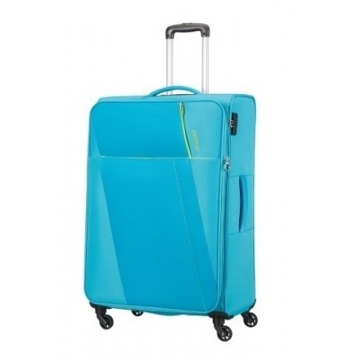 Foto van American Tourister Joyride Spinner 79/29 Exp. Hawaii Blue