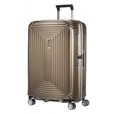 Foto van Samsonite NEOPULSE SPINNER 69/25 METALLIC SAND