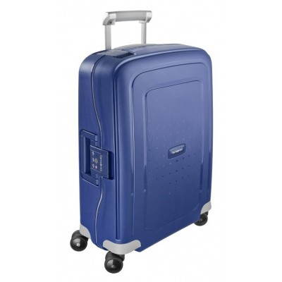 Foto van Samsonite S'Cure Spinner 55/20 Dark Blue