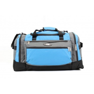Line Travel Darius Weekend/Sporttas Grey/Blue
