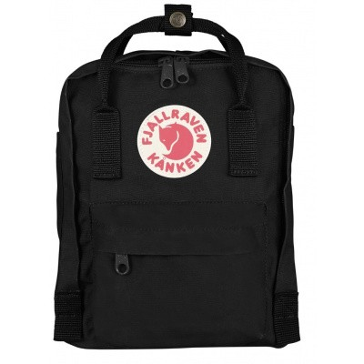 Foto van Fjallraven ​​Kanken Mini Backpack F23561 Black