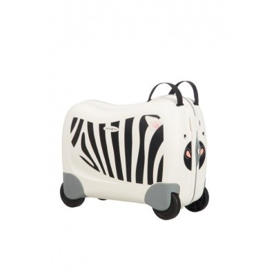 Foto van Samsonite DREAM RIDER SPINNER ZEBRA ZENO