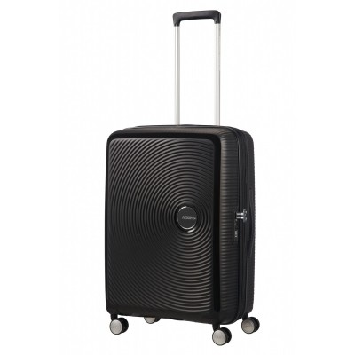 American Tourister Soundbox Spinner 67/24 TSA Exp. Bass Black