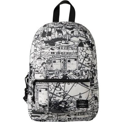 Foto van O'Neill Coastline Mini Backpack 8M4020-1900 White AOP