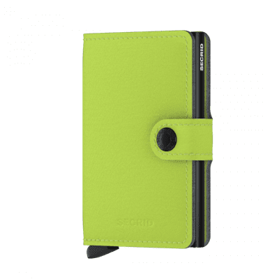 Secrid Miniwallet Yard Lime