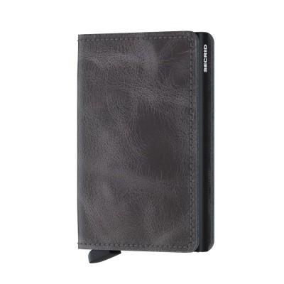 Secrid Slimwallet Vintage Grey-Black