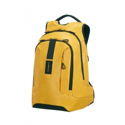 Foto van Samsonite PARADIVER LIGHT LAPTOP BACKPACK L+ YELLOW