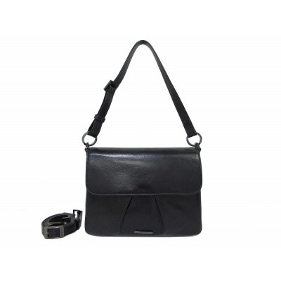 Claudio Ferrici Pelle Vecchia Shoulderbag 22060 Navy