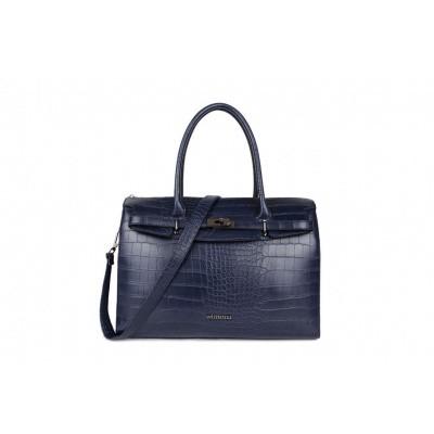 Wimona Bags Sofia Laptoptas 14.1 inch 5003 Donker Blauw