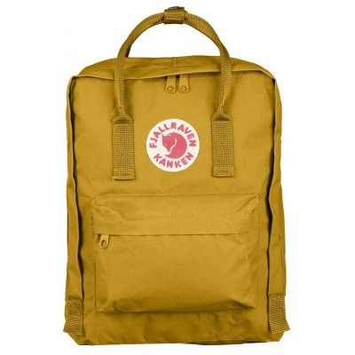 Fjallraven ​​Kanken Backpack F23510 Ochre