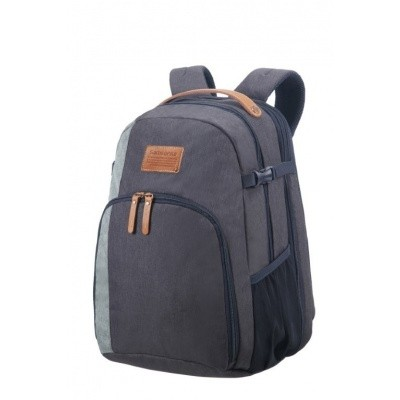 Foto van Samsonite Rewind Natural Laptop Backpack L exp River Blue
