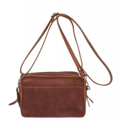 Foto van Cowboysbag Bag Folkestone 1416 Cognac