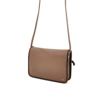 Berba Soft 005-505 Organiser Bag Taupe-Black