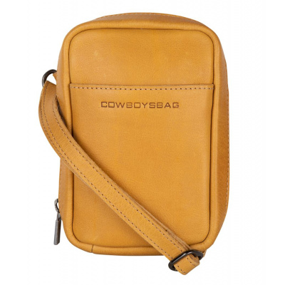 Foto van Cowboysbag Raw Bag Pierce 3022 Amber