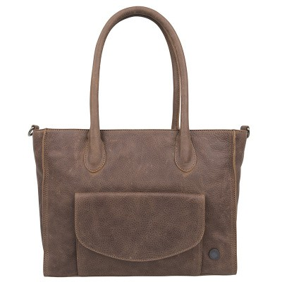 Foto van Merel By Frederiek Little Burning Bag Cognac