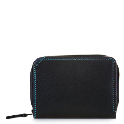 Mywalit Small Zip Wallet Black Pace