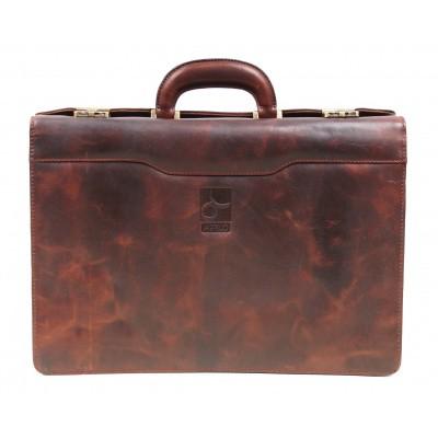 Foto van Arpello Old School Business Bag 6.1756 Brandy