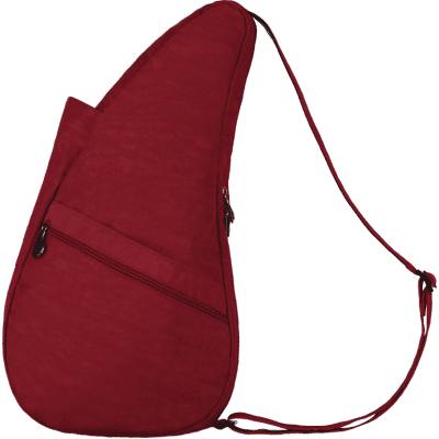 Foto van Healthy Back Bag 6303 Textured Nylon Crimson S