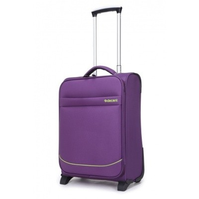 Foto van Decent Super-Light RK-8200A Handbagage 50 cm Aubergine
