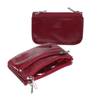 dR Amsterdam Sleutel-etui 15351 Red