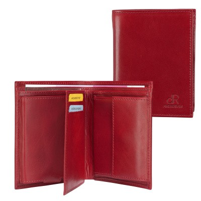 dR Amsterdam Wallet CC Comp. 48513 Red