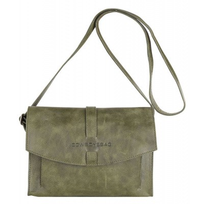 Foto van Cowboysbag Strap Bag Cecil 2209 Forest Green