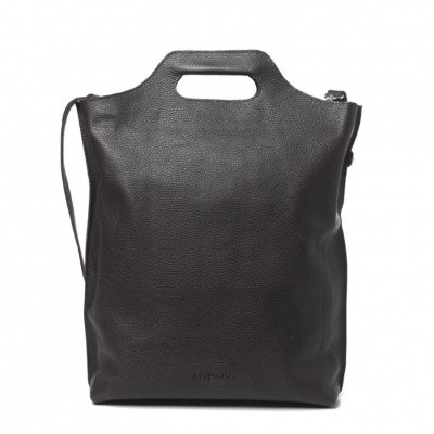 Foto van MYOMY MY CARRY BAG Shopper - Rambler Black