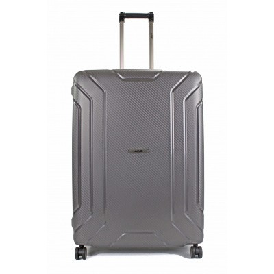 Line Travel Hoxton Spinner 75 cm Dark Grey Metallic