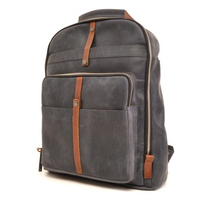 Foto van Barbarossa Ruvido 826-150 Backpack Navy